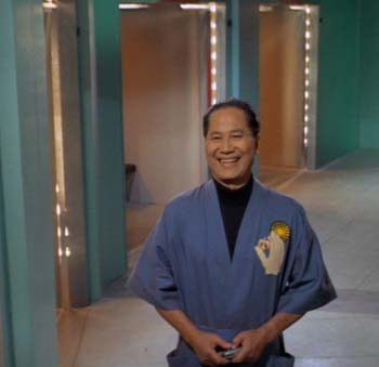 Imagine if Chairman Mao ran the health spa of the future? It would look exactly like this. It also might involve some brainwashing but I am not sure about that.