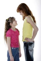 Being taller gives you better views and greater authority over others.