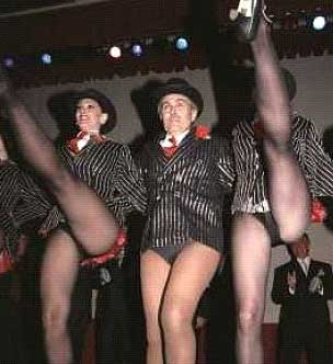 Rudy Giuliani Dancing His Way to the Nomination